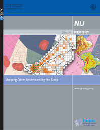 Crime Map San Diego by Mapping Crime Understanding Spots Pdf Download Available
