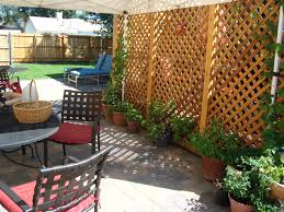 Inexpensive Backyard Privacy Ideas Backyard Privacy Ideas Lscaping Backyard Deck Privacy Ideas