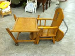 high chair converts to table and chair i have an oak hill co high chair that converts to a play a play