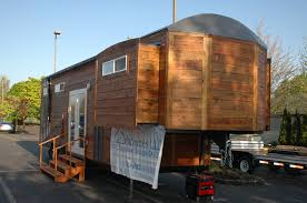 tiny house slide out tiny house with slide outs built on a gooseneck trailer