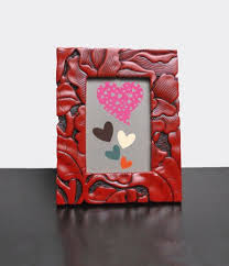 Creative Wedding Presents Classical Flower Red Picture Frames Nice Creative Wedding Gifts