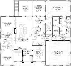 extraordinary inspiration home floor plans with basement one story