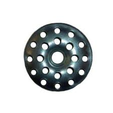 grip rite perforated ceiling washer contain 100 pcw100 the home