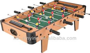 table top football games mdf mini table top football game for kids with color printing buy