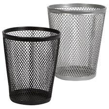 bulk black silver wire mesh pencil holders at dollartree