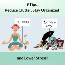 emotional consequences to clutter 9 tips to reduce clutter stay sign up for the email list and receive your free booklet 5 ways to reduce stress and live happier