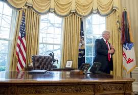 The Chair Is Against The Wall President Trump Was Elected One Year Ago U2014 And Americans Are