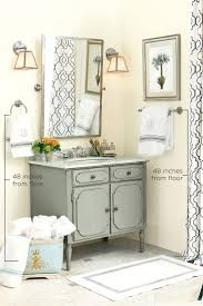 Bathroom Shelf Over Sink Bathroom Cabinets Bathroom Cabinet With Towel Bar Contemporary