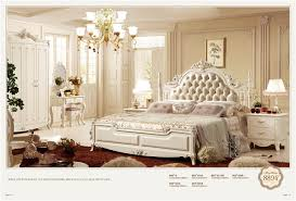Bed Frame And Dresser Set European Royal Bedroom Furniture Sets Classic Bed Dresser Set 0409