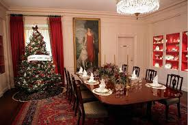 dining room christmas decor white house christmas decorations photos