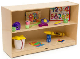 childrens straight storage unit easy to clean coating