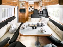Camper Interiors Dazzling Ideas Motor Home Interior 2015 Roadtrek Mercedes Sprinter