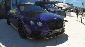 purple bentley bentley continental gt speed black edition azure purple cyber
