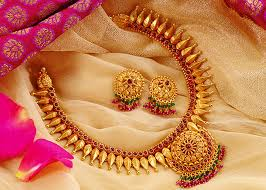 golden necklace designs images Puneri jewellery maharashtrian jewellery pngadgil jpg
