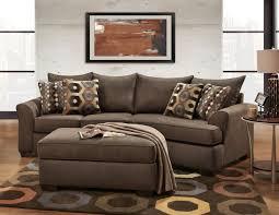 affordable furniture essence earth cuddler sectional sofa 5750