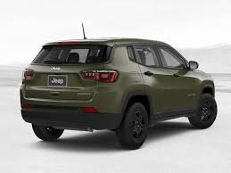 2018 jeep compass sport fwd olive green pearl coat exterior paint