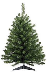3 foot high x 22 inches wide artificial balsam pine tree