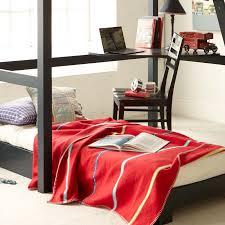 High Sleeper Bed With Futon Fargo Highsleeper Bed Desk U0026 Futon Painswick Blue By Little Folks