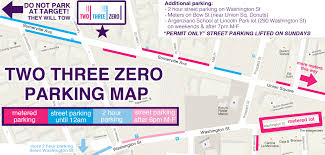Street Parking Map Boston by Plant Event At Two Three Zero Union Square Plant Nite