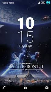 wars themes for android xperia wars battlefront ii theme android apps on play