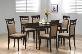 chair nice dining table and chair sets black cottage oak 5 piece