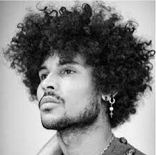 black wiry hair men haircuts for curly hair mens hairstyles 2018