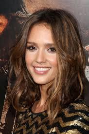mid length hairstyles ideas for women u0027s medium brunette hair