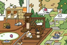 the best japanese cat collecting game is finally available in