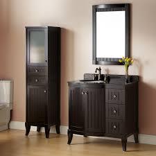 Complete Bathroom Vanity Sets by Black Vanity Set Completing Cozy Interior Space Traba Homes