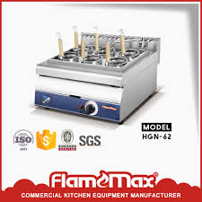 professional restaurant used commercial gas noodles boiler pasta