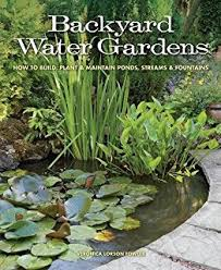 Backyard Ponds For Dummies Garden Ponds Fountains U0026 Waterfalls For Your Home Landscaping