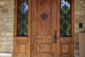 Modern Front Entry Doors In African Mahogany Chad Womack by Front Doors Creative Ideas Exterior Wood Door Wholechildproject