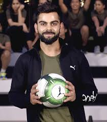 virat kohli s strong message for youth play outdoor sport stop