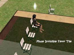 mod the sims invisible floor tile