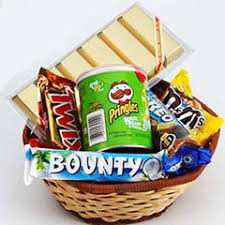 Gift Baskets For College Students Food Gift Basket Online Food Hamper For Men College Students