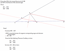 Definition Of Interior Angles Section 4 2 Discussion