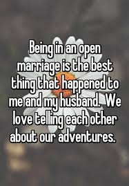 marriage caption 18 confess about being in an open marriage and how they
