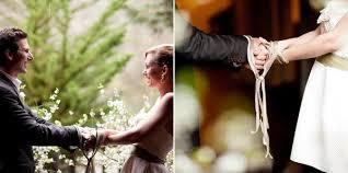 celtic wedding knot ceremony wedding traditions bridalguide