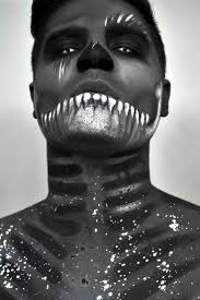 109 best makeup skeleton images on pinterest halloween ideas