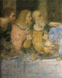 the last supper is a late 15th century mural painting by leonardo the last supper is a late 15th century mural painting by leonardo da vinci in