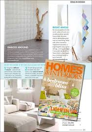 homes and interiors scotland homes and interiors scotland published article about wallart 3d walls
