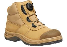 kinggee tradie boa mens steel toe cap work boots brand house direct