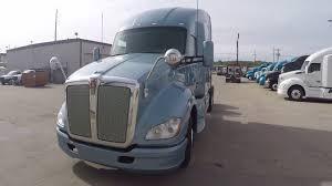 kenworth truck warranty 2014 t680 walk around video cummins power remaining factory