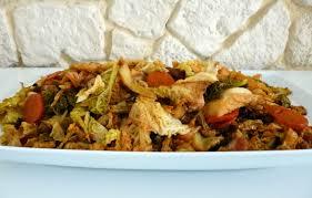 cuisiner du chou vert chou vert au paprika la recette facile par toqués 2 cuisine