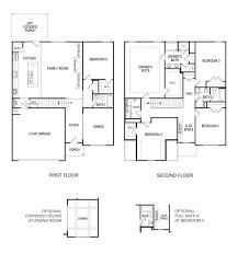belmont floor plan at berkeley village in duluth ga taylor morrison