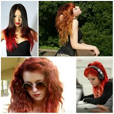 gorgeous red hair color trends for 2016 2017 u2013 page 6 u2013 best hair