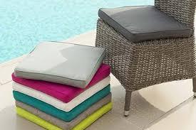 coussin de chaise de jardin coussin de chaises élégant coussin de chaise jardin incroyable