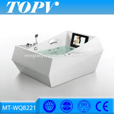 furniture home hydromassage bathtub 2 person spa bath