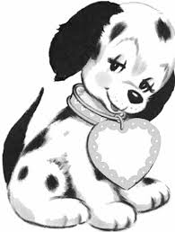 cute puppy coloring pages publish doggie