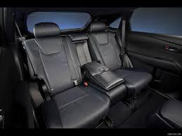 2013 lexus rx 350 new 2013 lexus rx 350 f sport interior rear seats hd wallpaper 32